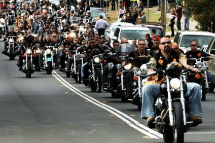 bikie pic